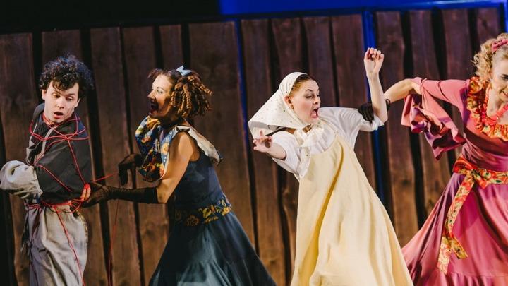 Ивановские театры поедут на «Большие гастроли»