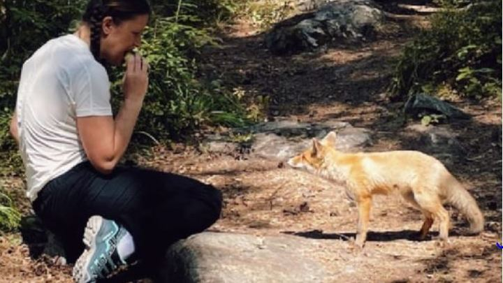 В горы Челябинской области на съёмки нового фильма приехала звезда сериала Чики