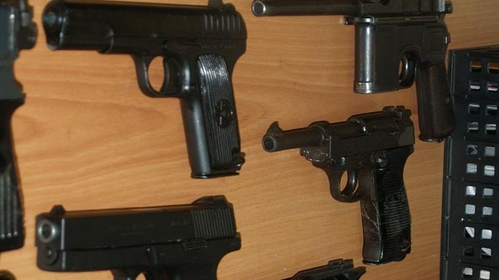 В Брестской области будут судить 62-летнюю налетчицу с пистолетом