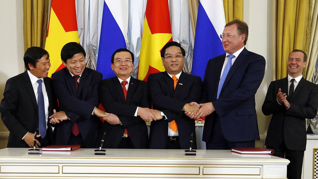 Вьетнам ищет в России союзника