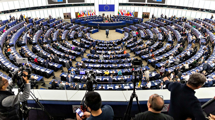 Один за одного и никто за всех: Правые радикалы в Европарламенте