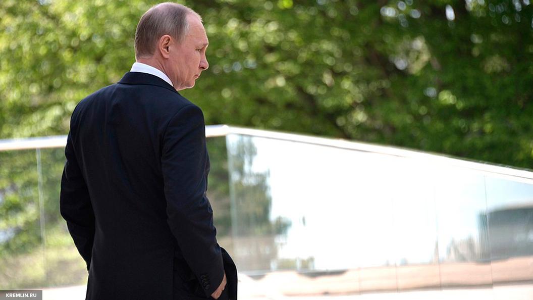 Санкции вводятся для сдерживания Российской Федерации — Владимир Путин