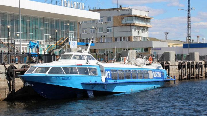 Самарский речной транспорт требует обновления