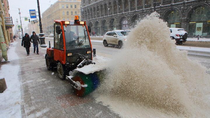 Метель на весь вечер и ночь: жителей Санкт-Петербурга предупредили о чрезвычайно сильном снегопаде