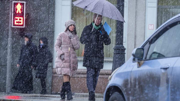 Синоптики предупреждают, что в Нижнем Новгороде неделя закончится мокрым снегом