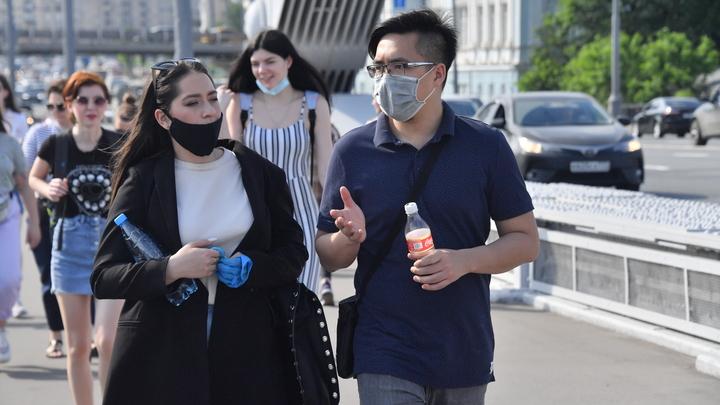 На Кубани число заболевших коронавирусом превысило 73 тысячи