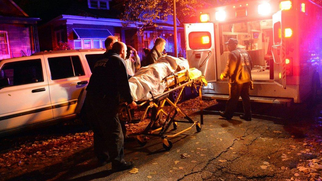 Наавтомойке вСША произошла стрельба , 5  человек погибли