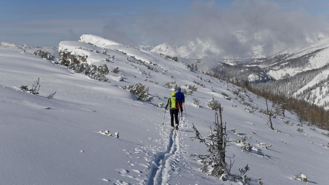 Пять альпинистов в связке сорвались при восхождении в Австрии