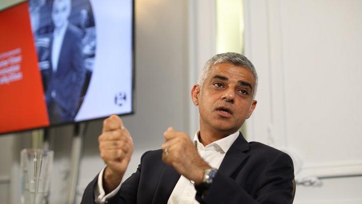 Мэр Лондона воспротивился будущему визиту Трампа
