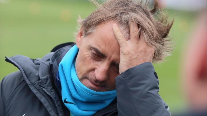 Роберто Манчини заявил, что судья лишил Зенит победы над Амкаром