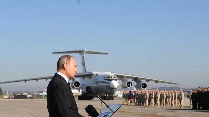 Госдума ратифицировала соглашение с Сирией о 49-летнем присутствии России в Тартусе