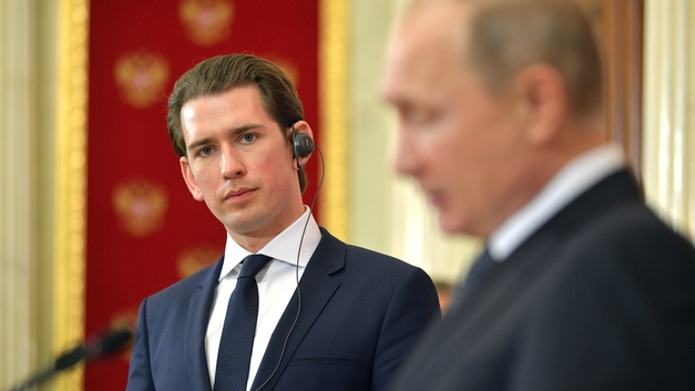 Переговоры Путина с Курцем стали венцом заключения двусторонних соглашений
