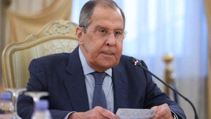 Власти Украины изобличили сами себя, пытаясь уесть Лаврова с его цитатой о Крыме