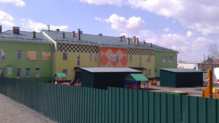 Из нового филиала детсада в Челябинске воспитатели эвакуировали 60 детей