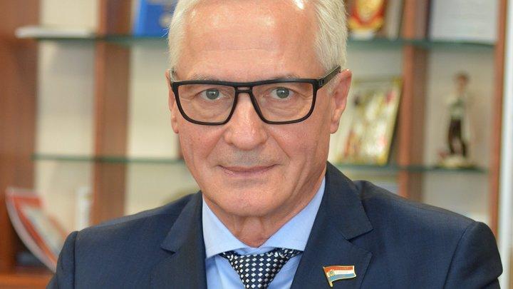 Первым  кандидатом  на  пост  главы  Тольятти  стал  Николай  Ренц