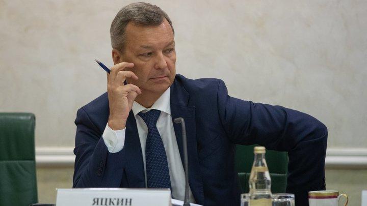 Новый сенатор от Ростовской области избран первым заместителем председателя Совета Федерации