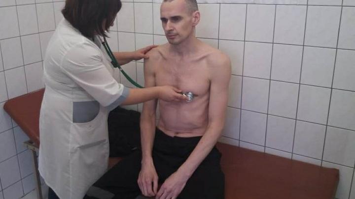 «Монетизация голодовки»: Режиссер-террорист Сенцов ставит пьесу и пишет книгу о себе - ФСИН