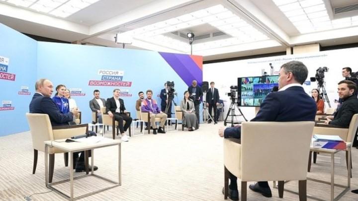 Мэр Нижнего Новгорода пригласил Владимира Путина на 800-летие города