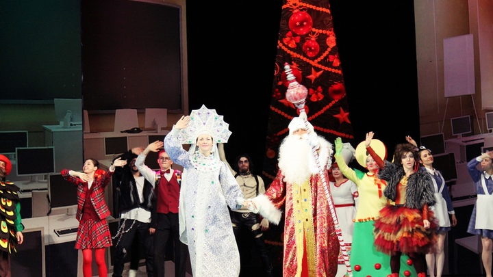 Новогодние представления для детей в Ростове-на-Дону 2020-2021: афиша мероприятий, цены