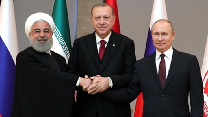 Путин обвинил террористов Идлиба в подготовке провокации с химоружием