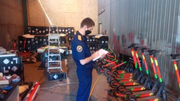 Самарскими электросамокатами может заняться следствие