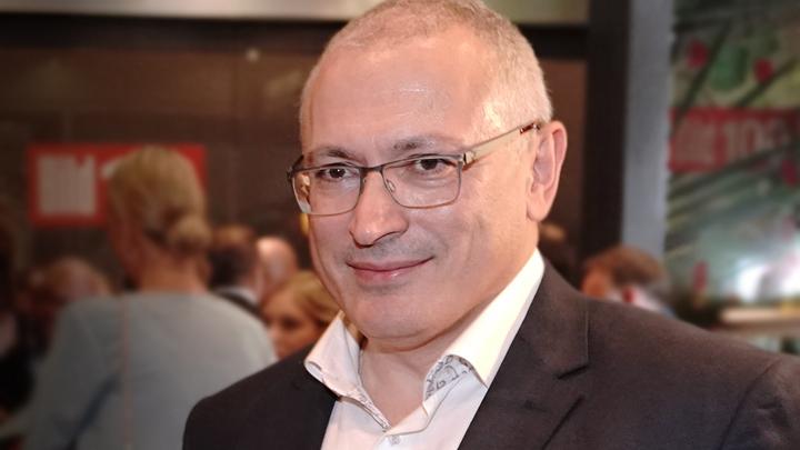Как Ходорковский ведёт информационную войну против России