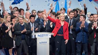 1 мая во Франции: Против Ле Пен готовят провокации