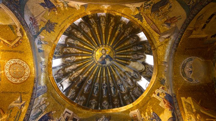 У нас вообще могут всё забрать: Почему в храмах Византии молятся турки – отец Андрей Ткачёв