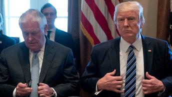 Трампа и Тиллерсона загоняют в угол