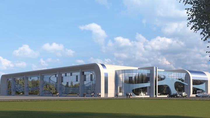 Одобренный Путиным дворец водных видов спорта в Иванове построят в 2023 году