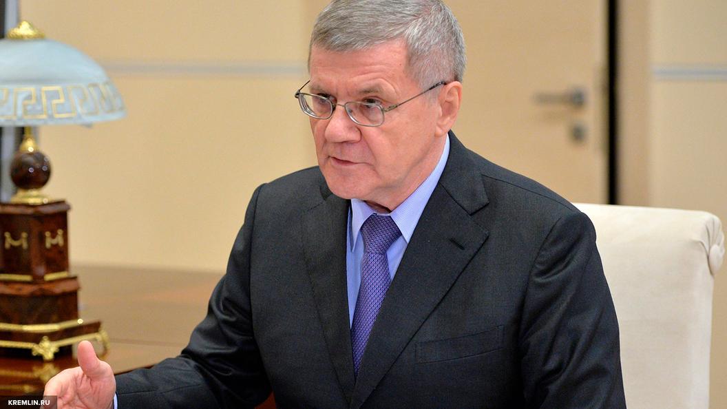 Юрий Чайка обещает освободить от наказаний юрлиц, дававших взятки