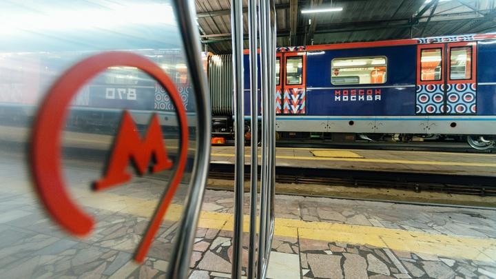 В Москве станция метро Партизанская уходит под воду