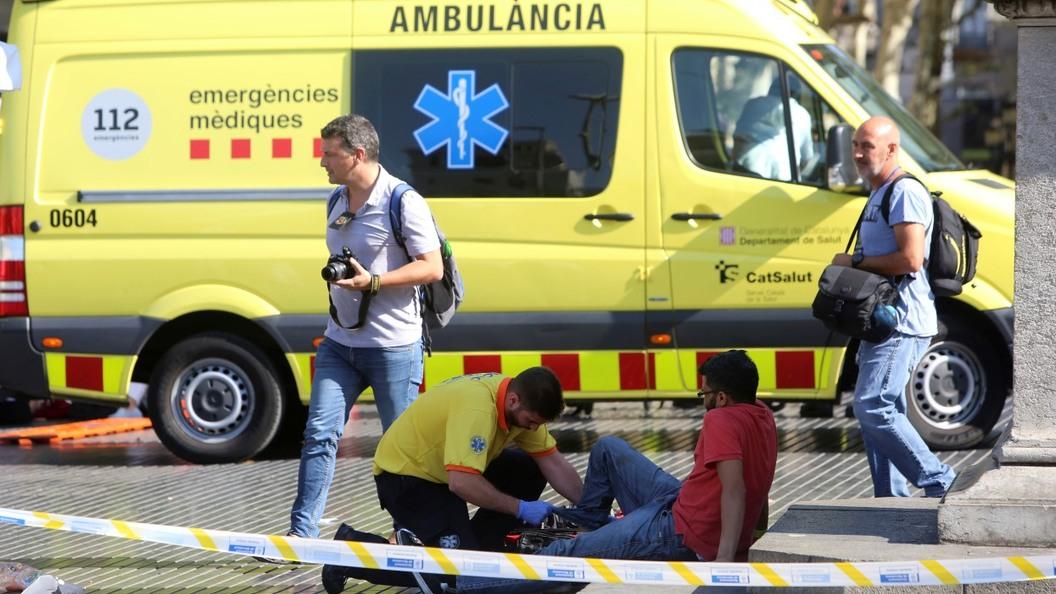 Одного из предполагаемых террористов задержали в Барселоне -Publico