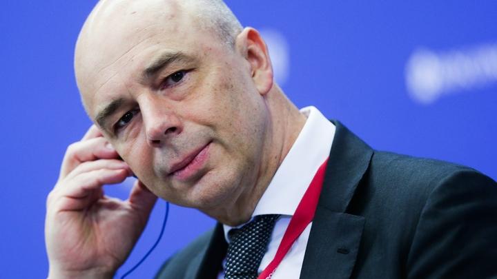 Силуанов допустил возобновление закупок валюты нарынке доконца года