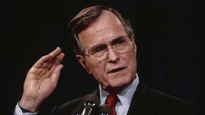 Буша-старшего похоронят в Техасе на территории библиотеки