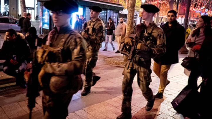 Песков о майдане «желтых жилетов»: «Исключительно дело Франции»