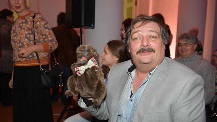 Генпрокуратуру завалили жалобами на Дмитрия Быкова из-за Гитлера-освободителя