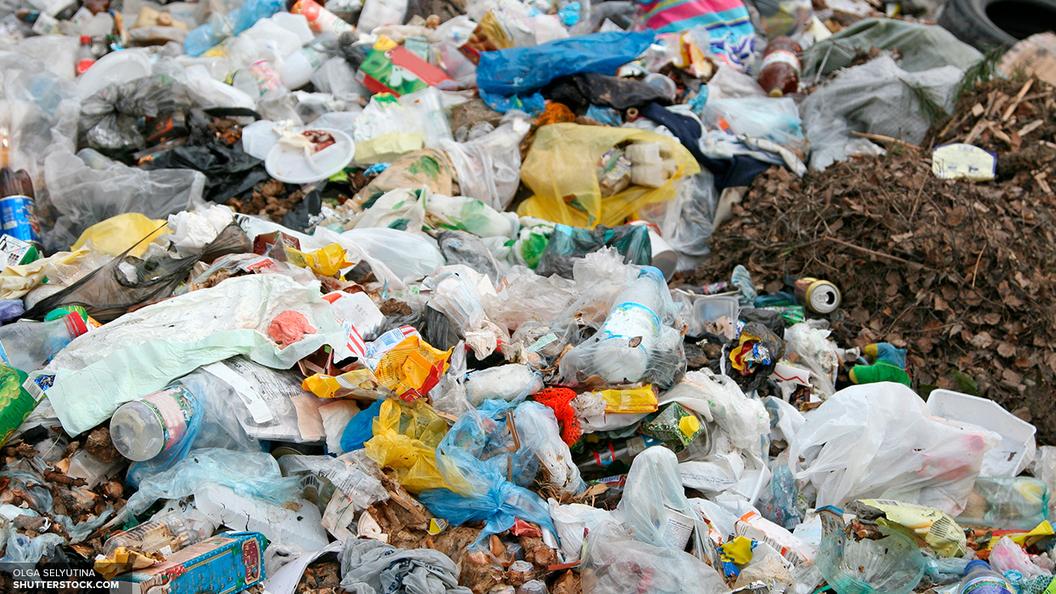 Возле домов игнорирующих уборку в Крыму чиновников выгрузили мусор