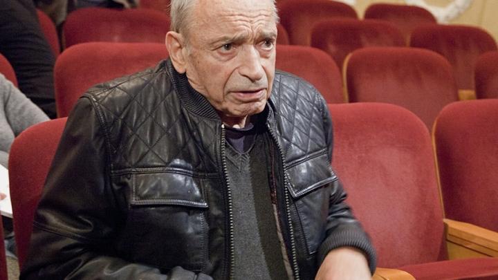 Коллега Гафта раскрыл подробности внезапной госпитализации актера