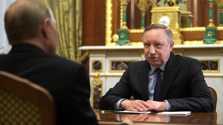 В Санкт-Петербурге введут новые ограничения, чтобы избежать локдауна