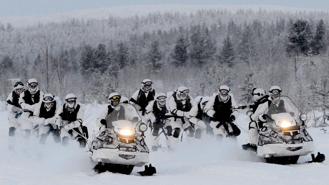 Ледяная война в Арктике