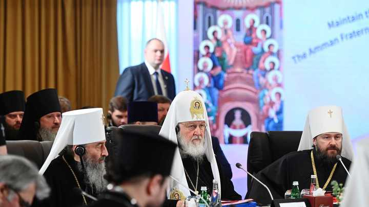 Причина кризиса - в утрате единого понимания устройства Церкви: Святейший Патриарх Кирилл призвал к всеправославному обсуждению проблем