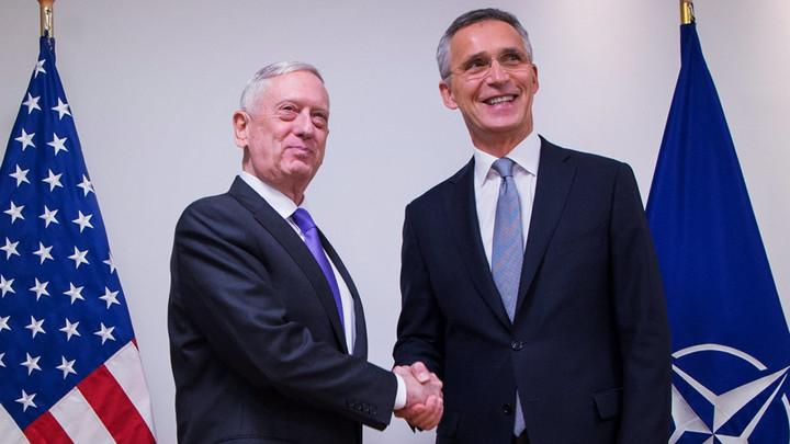 НАТО пугает войной с Россией