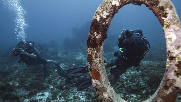 Археологи нашли на дне моря древнеримский Лас-Вегас