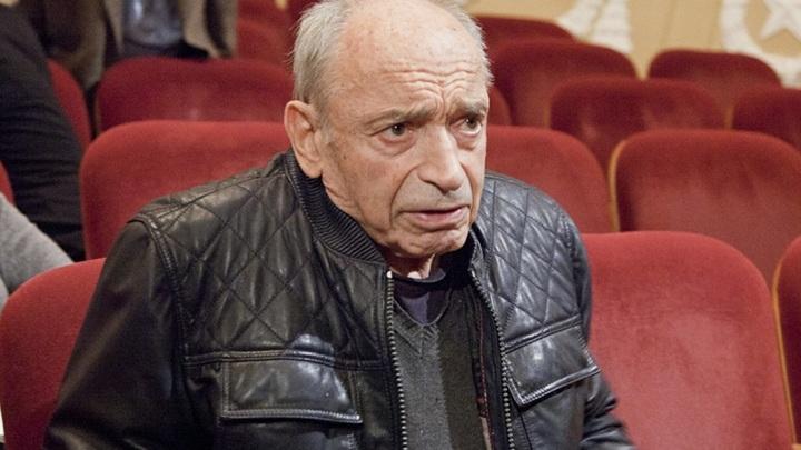 В Москве экстренно госпитализирован Валентин Гафт