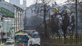 Мощное потепление в Москве опоздает на неделю