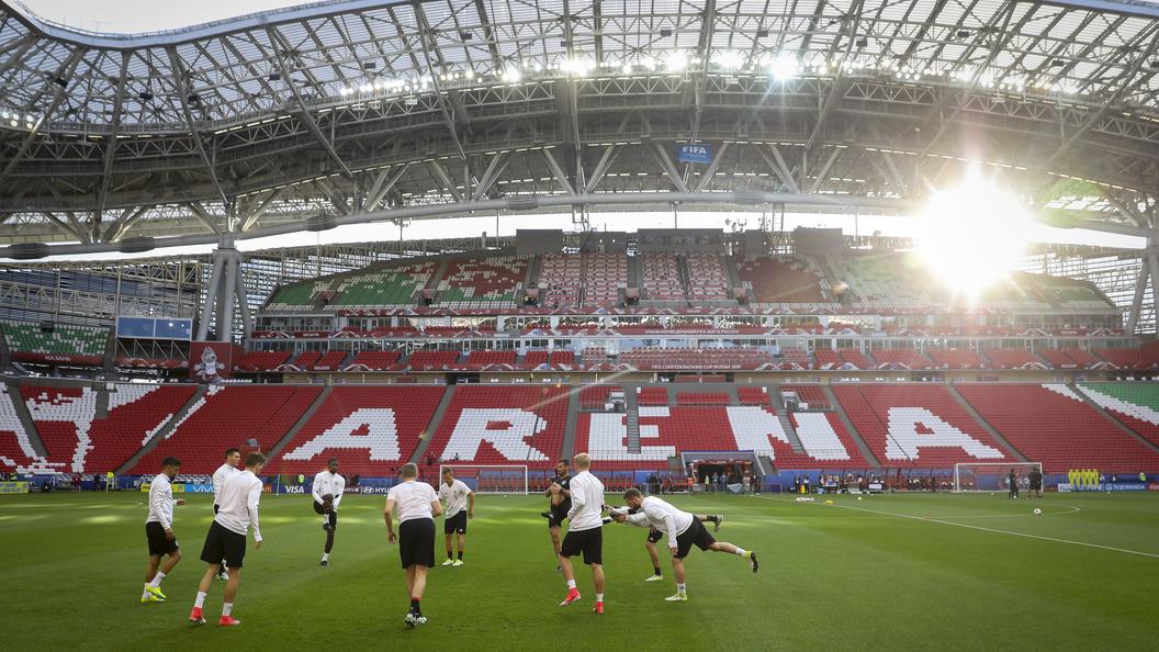 Британские болельщики в Казани оказались самозванцами