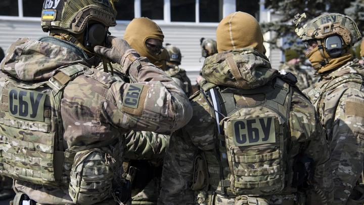 Вweb-сети интернет появилось видео разоружения «Правого сектора» силами СБУ