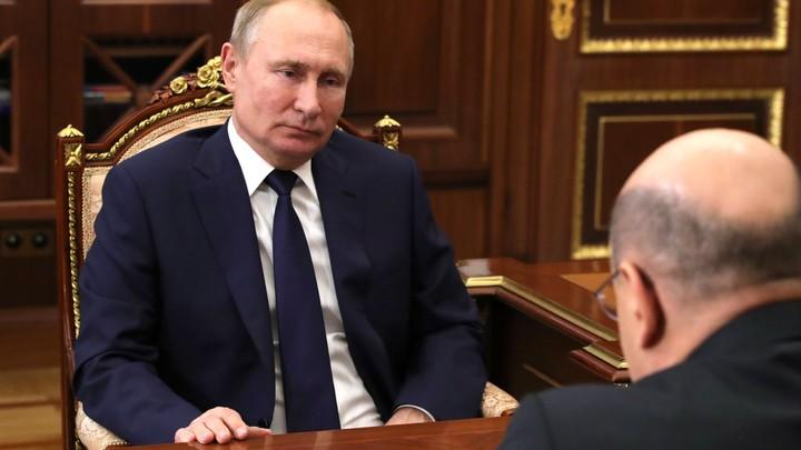 Если бы все управляли страной, как вы самолётом: Путин - летчику-герою после разгромной критики правительства