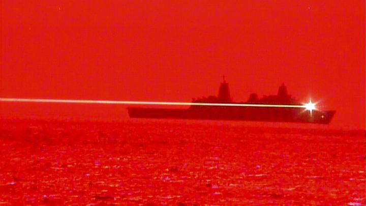США заочно проиграли морскую войну, зарядив бесполезную лазерную пушку